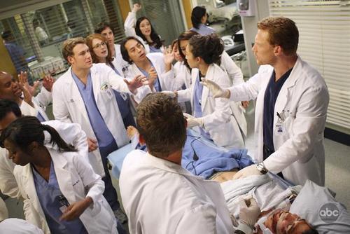 Grey`s Anatomy - Season 6x03 - promotional các bức ảnh