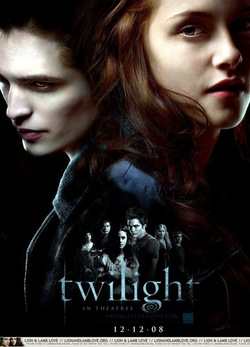 HQ TWILIGHT POSTER