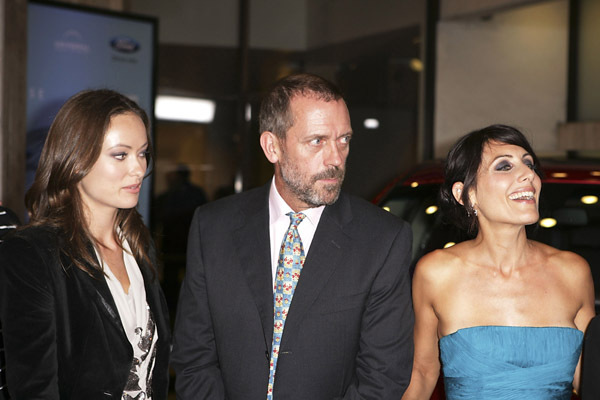 HUGH @ House Season Six Premiere