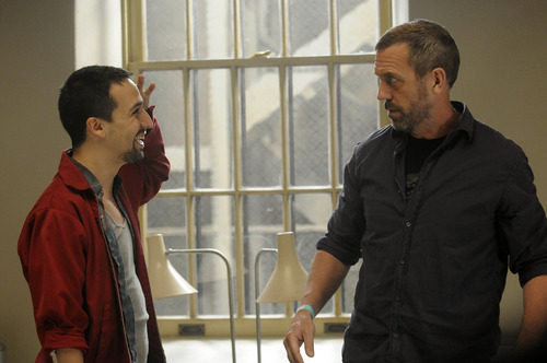 House and his roommate - Season 6