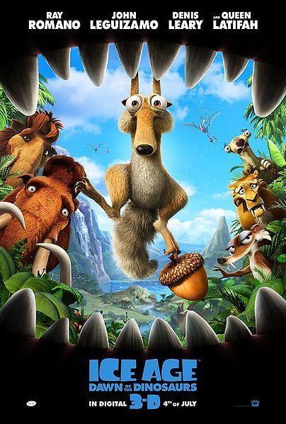 Ice Age 3 Poster - Buck Photo (8107779) - Fanpop