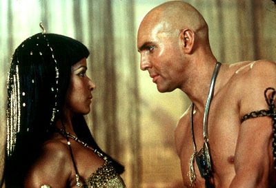 Imhotep and Anck-Su-Namun (TMR)