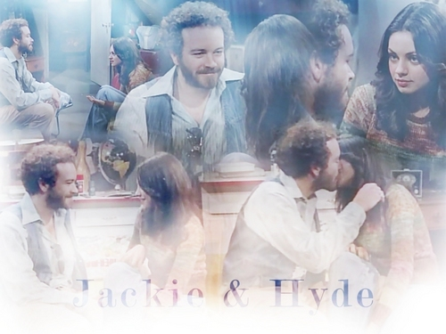 Jackie & Hyde Обои titled Jackie & Hyde
