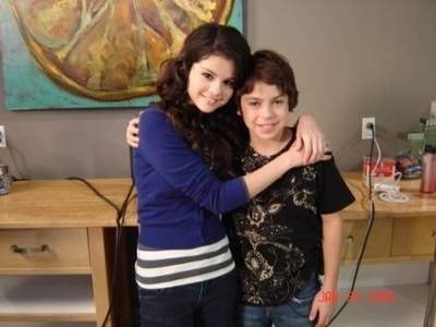 Selena Gomez Personal Pictures on Jake Selena Personal   Selena Gomez And Jake T  Austin Photo  8192549