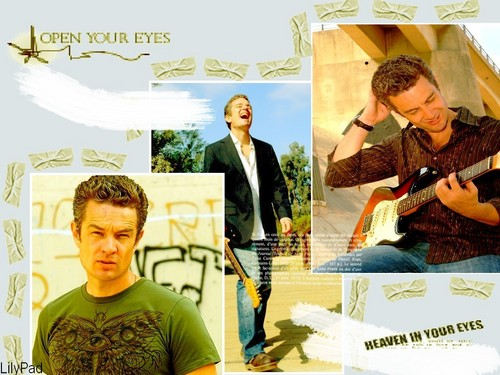 James Marsters wallpaper containing a concert titled James by LP