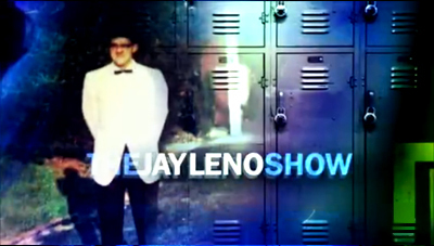 Jay Leno opening credits