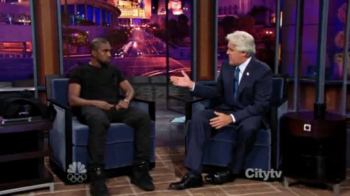 jay interviewing Kanye West.
