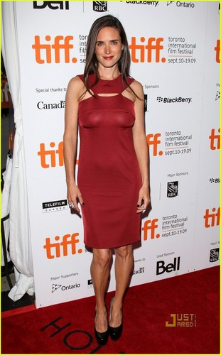 Jennifer @ the Toronto Film Festival