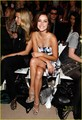Jessica Stroup @ NY Fashion Week - 90210 photo