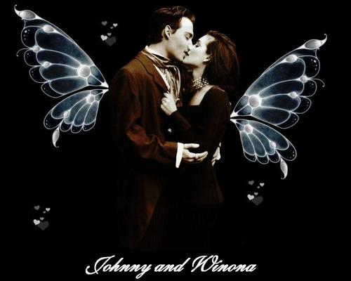 Johnny and Winona fantasy