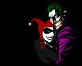Joker & Harley <3 - the-joker-and-harley-quinn wallpaper