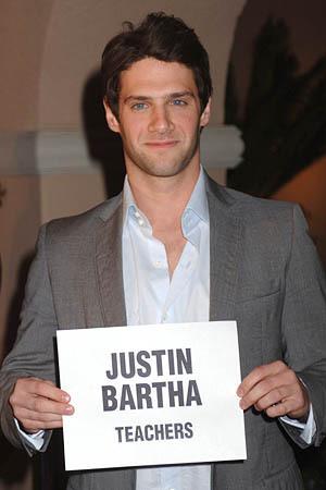 Justin Bartha