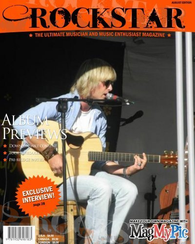 Keith magazine