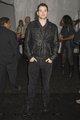Kellan Lutz at the Monarchy Fashion Week - twilight-series photo