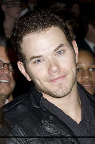 Kellan Lutz at the Monarchy Fashion Week