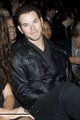 Kellan Lutz at the Monarchy Fashion Week - twilight-series photo