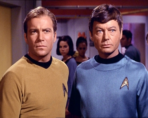 Kirk and Doctor