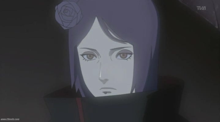 Naruto: Konan - Picture Actress
