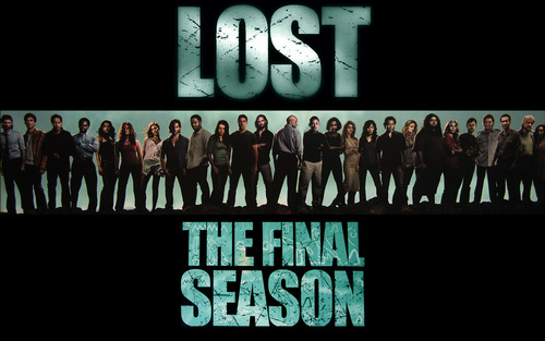 LOST Season 6 Promo Poster
