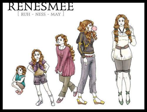 Life of Renesmee Cullen :)