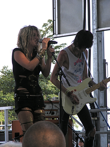 Lollapalooza muziki Festival 2009 - August 9, 2009 Performance
