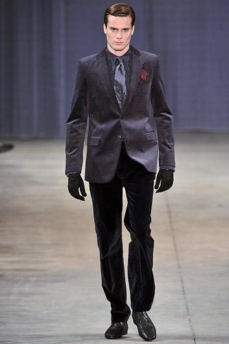 Louis Vuitton Menswear Fall 2009