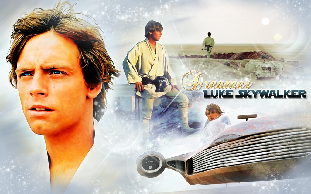 Luke Skywalker - Luke Skywalker Wallpaper (8179281) - Fanpop