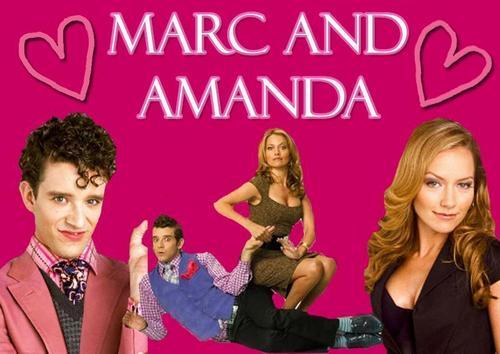 Marc and Amanda <3