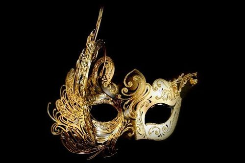Masquerade wallpaper entitled Masks
