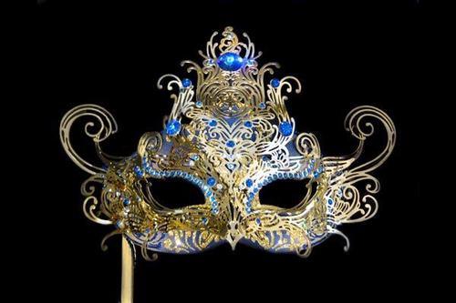 Masquerade wallpaper titled Masks