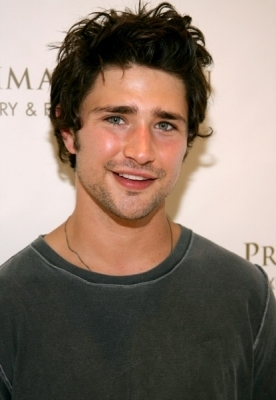 Matt Dallas wallpaper with a jersey and a portrait entitled Matt Dallas