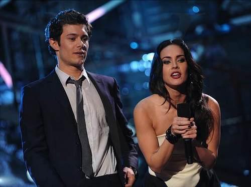 Megan @ 2009 mtv VMA Awards