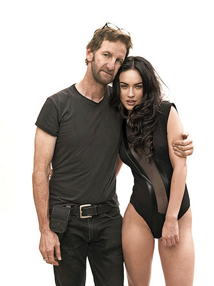Megan Fox Magazine Photos. Megan Fox in the October 2009