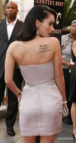 "Megan @ ""Jennifer's Body' Hot Topic"" Fan Event"