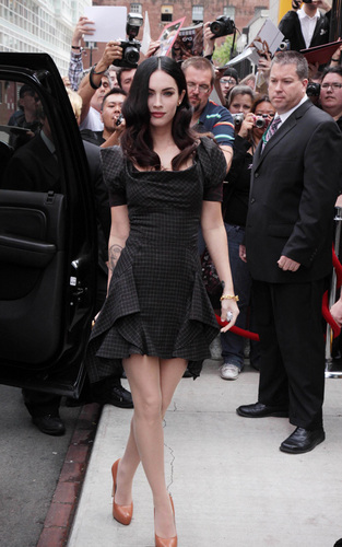 "Megan @ Press Conference for ""Jennifer's Body"""