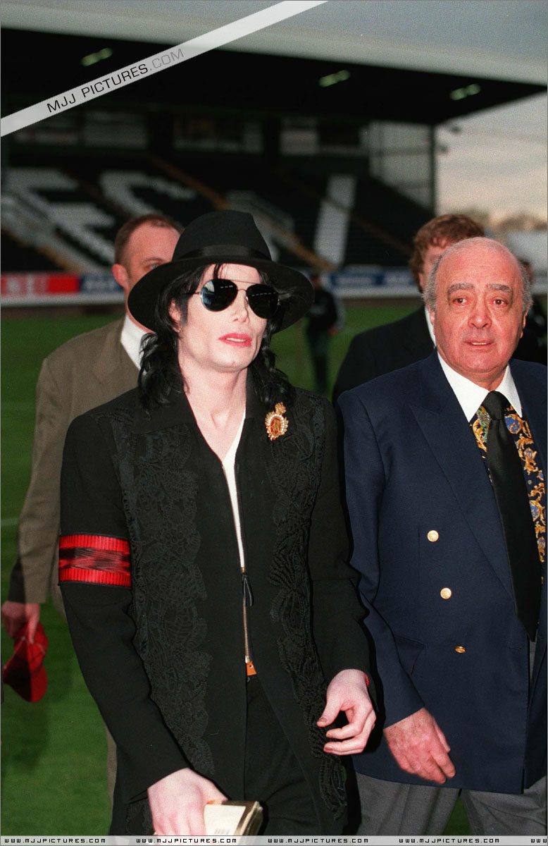 Michael in Londres (1999)