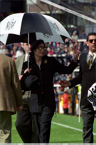 Michael in Londres (1999)