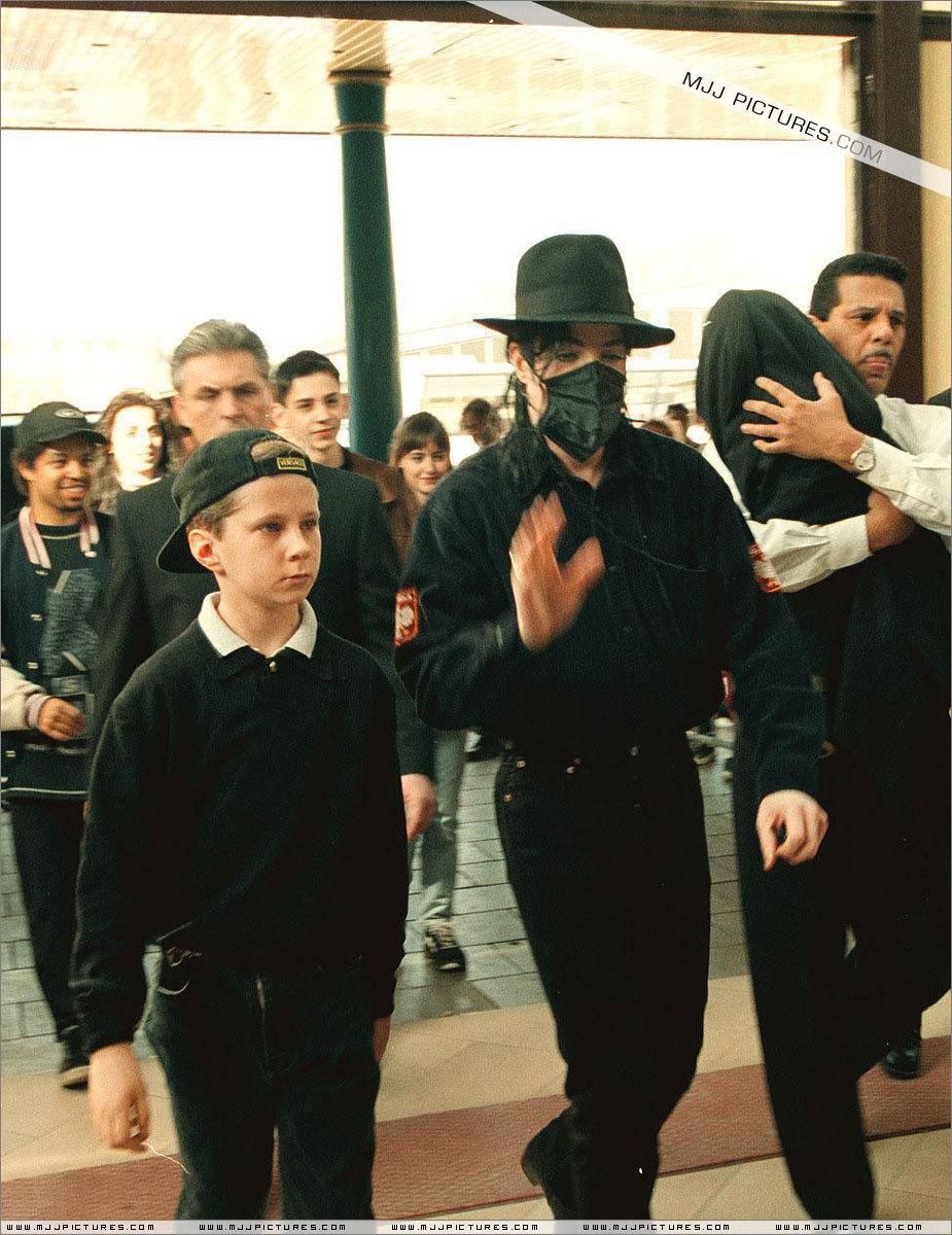 Michael in Munich (1998)