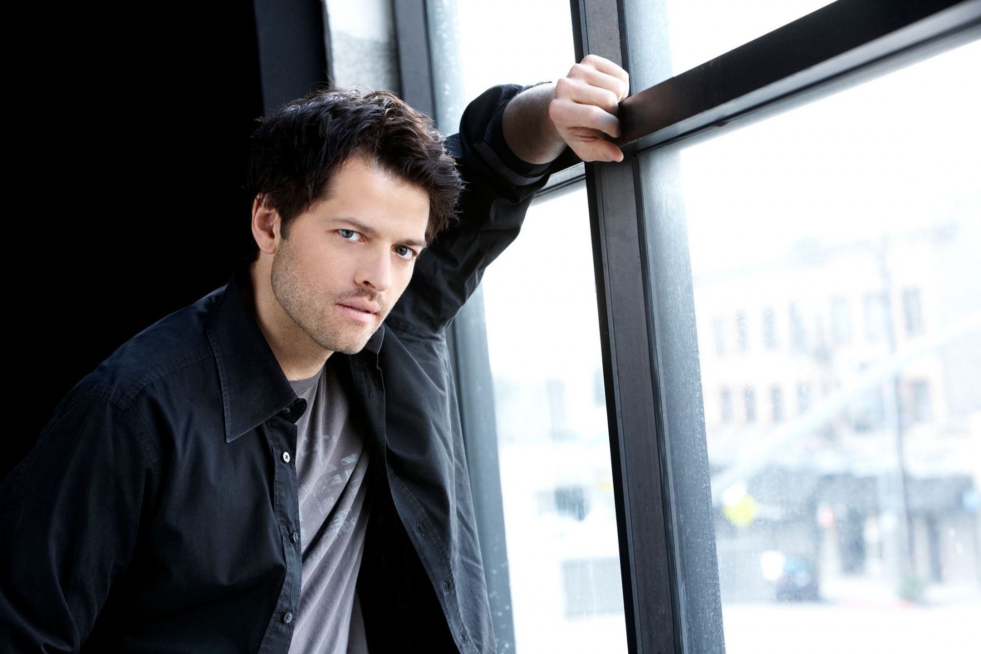 Misha Collins Brother