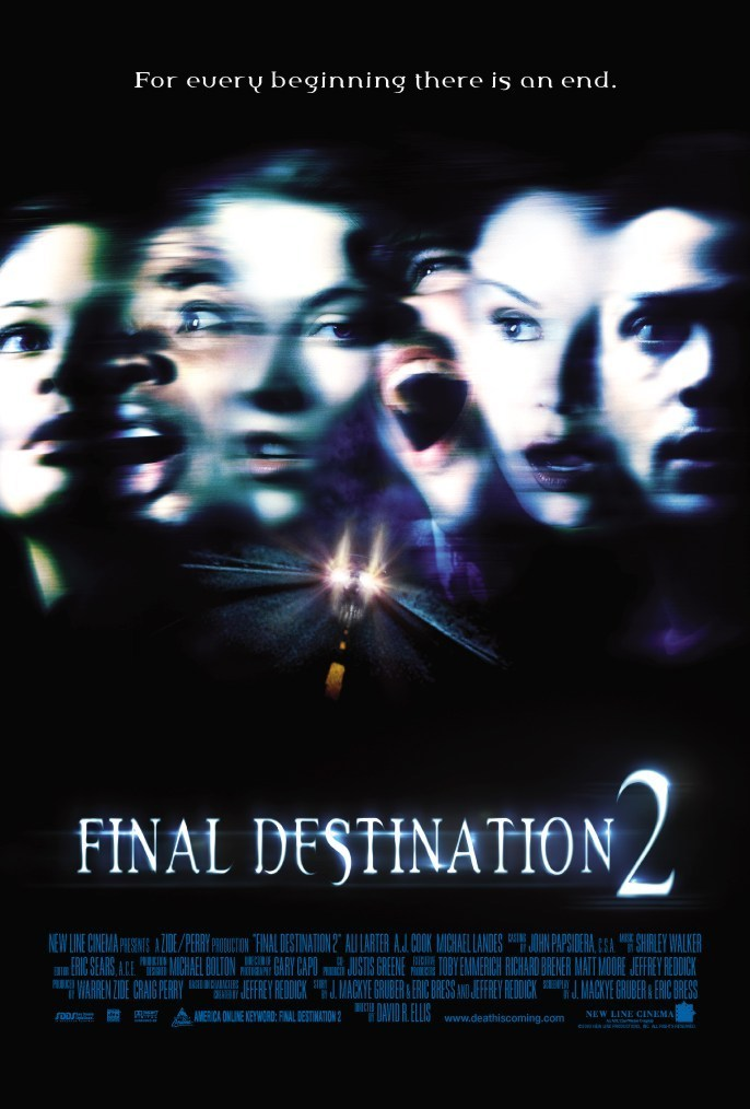 The Final Destination Saga Movie PostersFinal Destination Movie