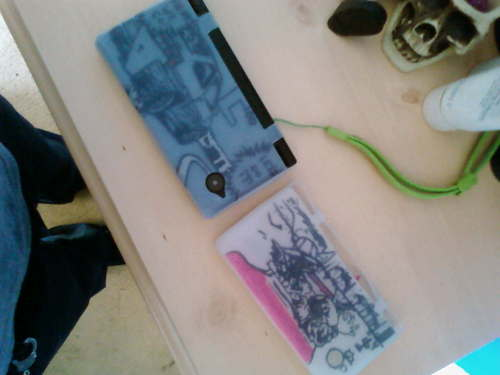 My DSi covers