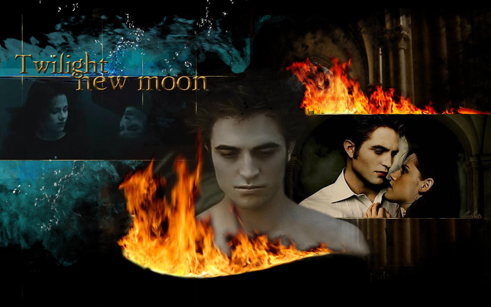 New Moon - Edward