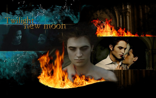 New Moon - Edward