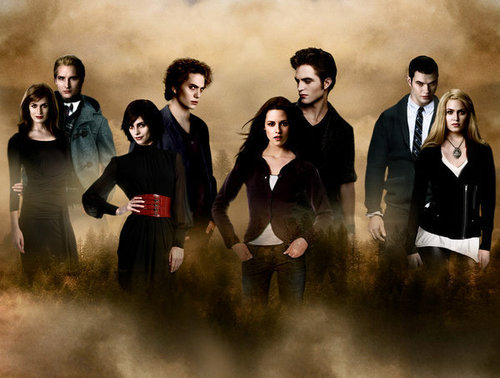 New Moon - The Cullens