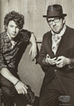 Nick & Elvis Costello