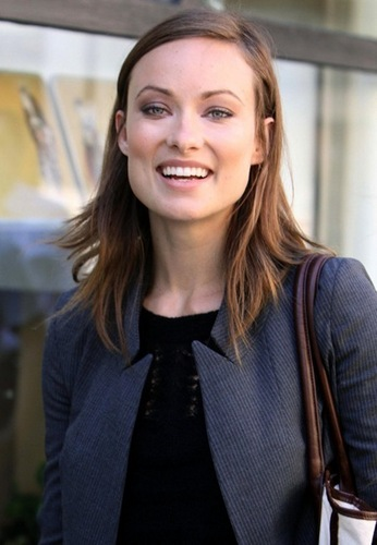 Olivia Wilde in Toronto (September 2009)