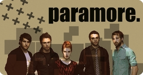Brand New Eyes wallpaper probably with a sign and a street entitled Paramore