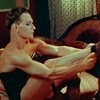 Patrick Swayze photo probably with skin entitled Patrick Swayze - To Wong Foo, Thanks For Everything, Julie Newmar