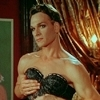 Patrick Swayze photo possibly containing attractiveness and a portrait called Patrick Swayze - To Wong Foo, Thanks For Everything, Julie Newmar