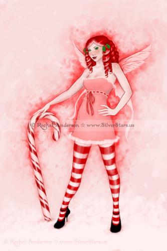 Peppermint Fairy